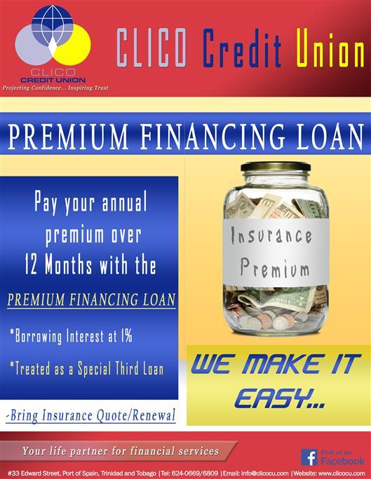 Premium Financing Loan
