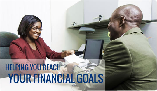 Helping you achieve your financial goals