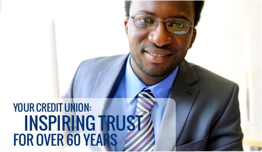 Inspiring trust for over 60 years